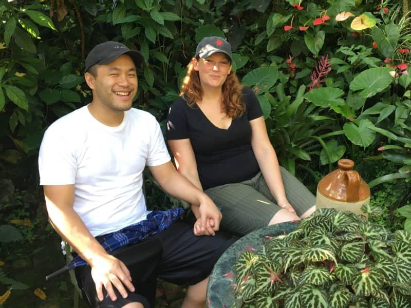Lauren kvalheim & Kevin from San Jose, California, United States