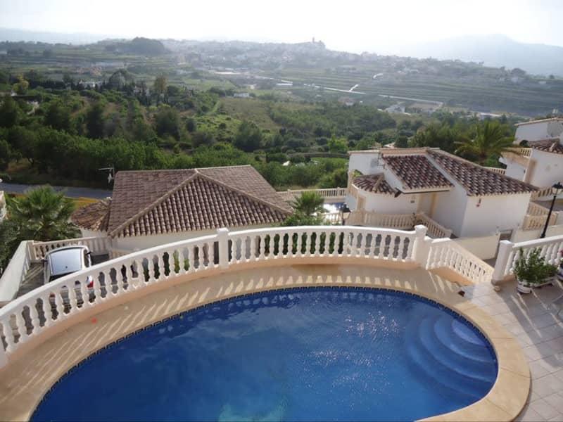 Housesitting assignment in Benitachell, Spain