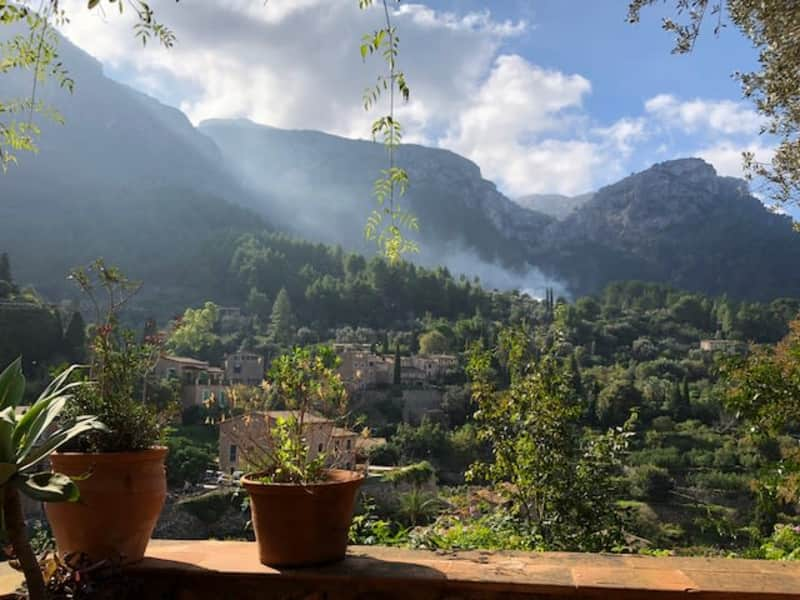 Housesitting assignment in Deià, Spain