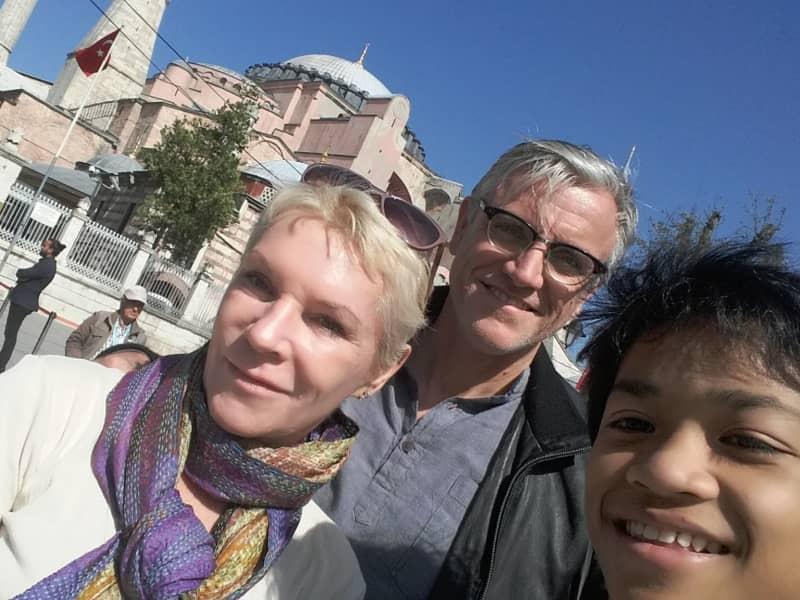 Trui & Louwke from Kuala Lumpur, Malaysia