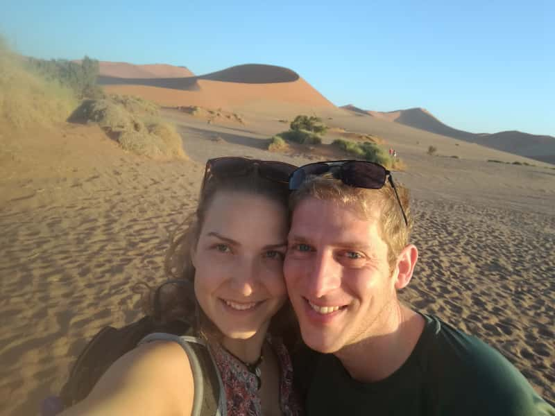 Vanessa & Norbert from Kevelaer, Germany