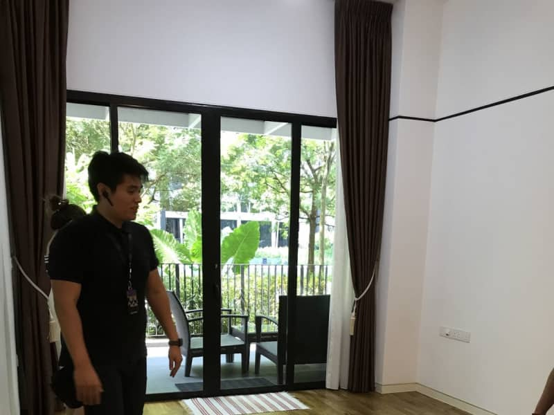 Housesitting assignment in Pasir Panjang, Singapore