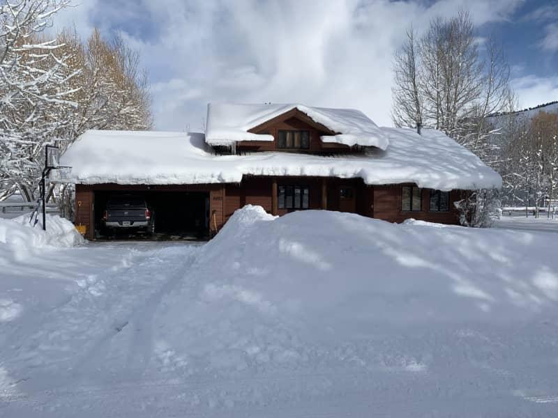 Housesitting assignment in Jackson, Wyoming, United States