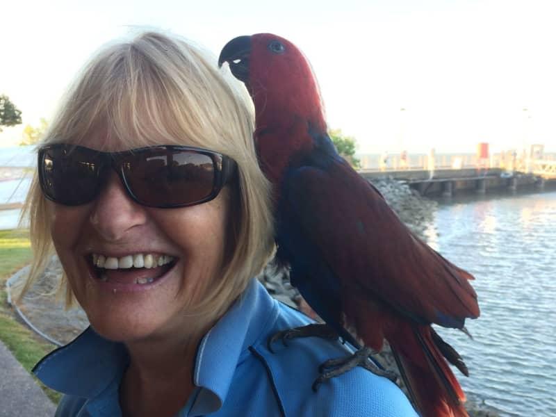 Margaret from Cairns, Queensland, Australia