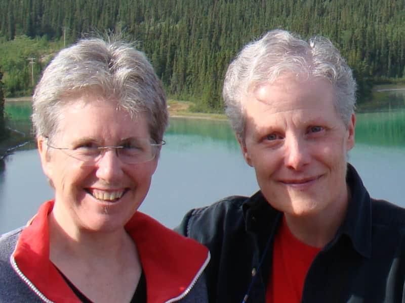Keltie & Yvette from Abbotsford, British Columbia, Canada