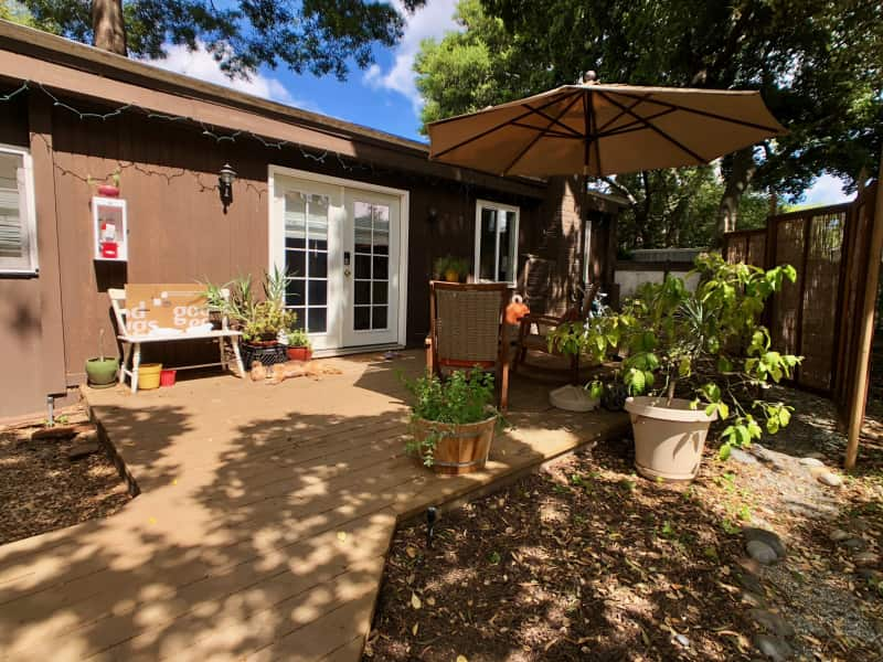 Housesitting assignment in Palo Alto, California, United States