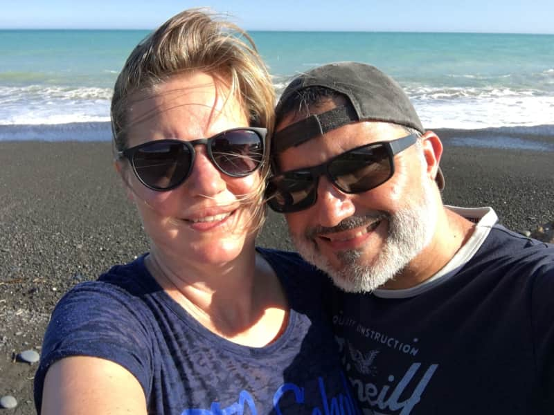 Susanne & Andreas from Taupo, New Zealand