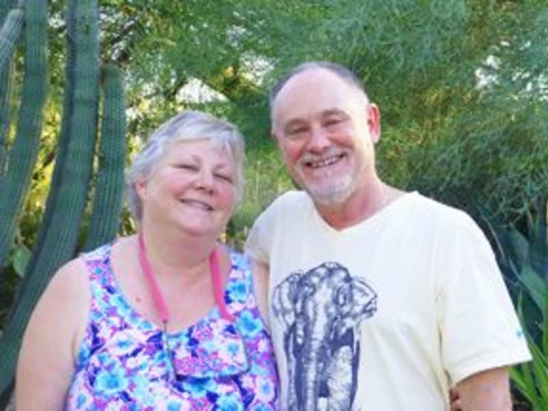 Neil & Laurie from Holliston, Massachusetts, United States