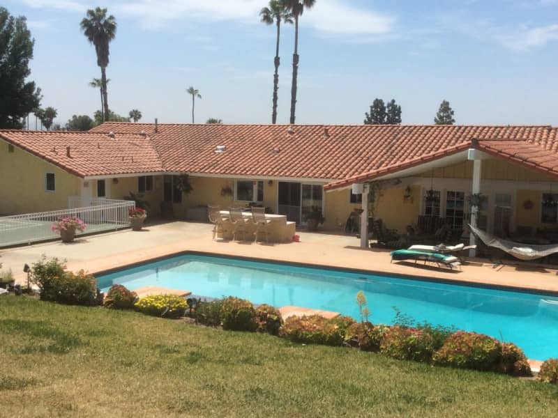 Housesitting assignment in North Tustin, California, United States
