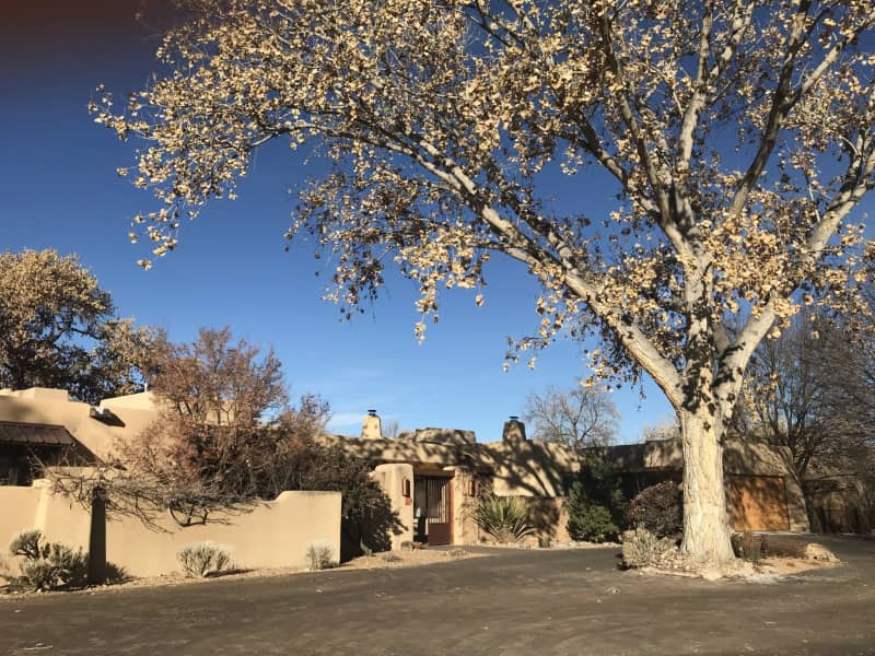 Housesitting assignment in Los Ranchos de Albuquerque, New Mexico, United States