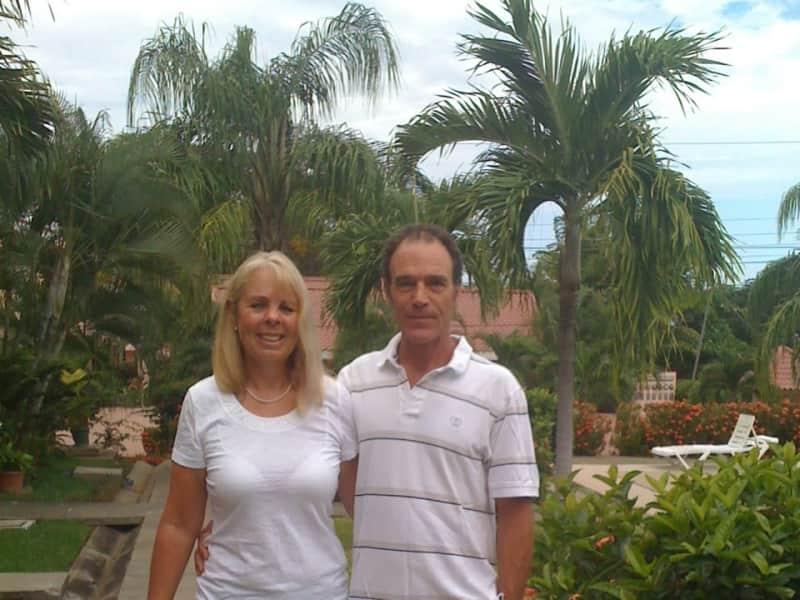 Ulrike & Tom from Arrecife, Spain