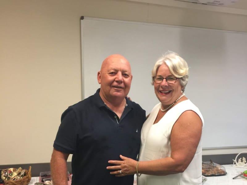 Kevin & Sandra from Bateau Bay, New South Wales, Australia