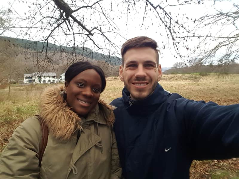 Brendan & Adeana from Basingstoke, United Kingdom