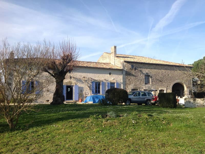 Housesitting assignment in Barbezieux-Saint-Hilaire, France