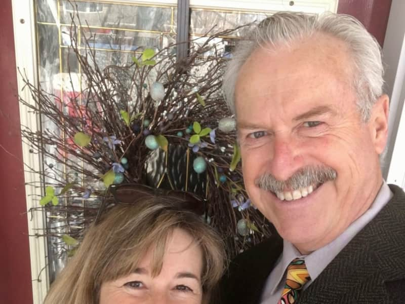 Traci young & Mark from Spearfish, South Dakota, United States