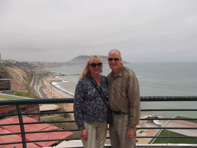 Bill & sherry from Shelton, Washington, United States