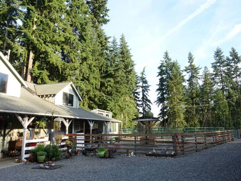 Housesitting assignment in Bothell, Washington, United States