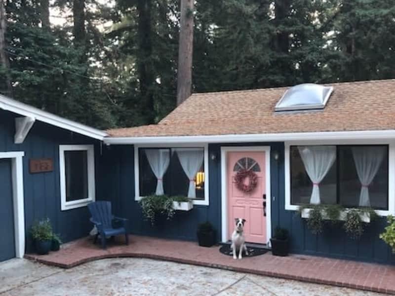 Housesitting assignment in La Honda, California, United States