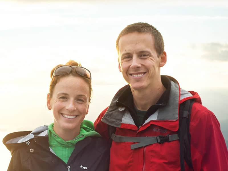 Alexandra & John from Coquitlam, British Columbia, Canada