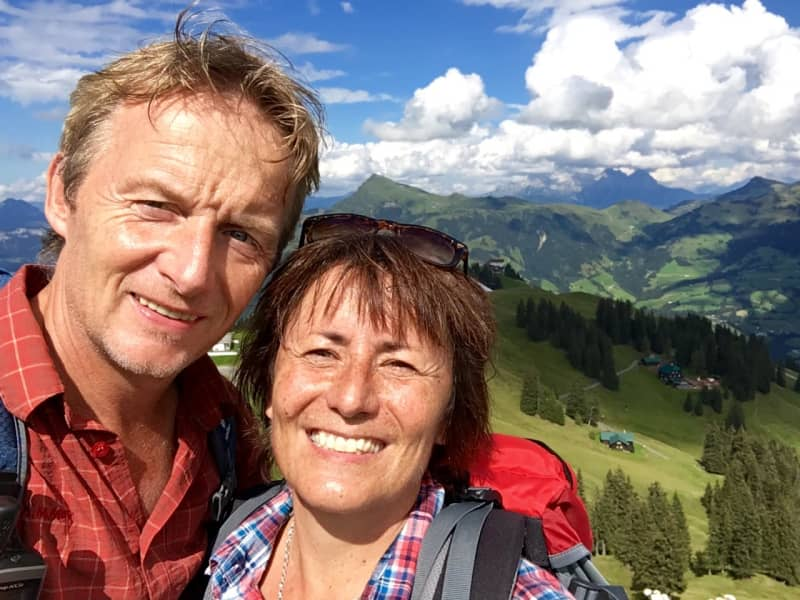 Birgit & Thomas from Dresden, Germany