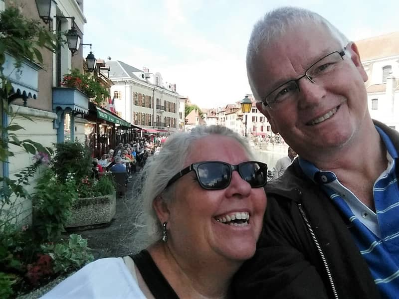 Wendy & Bill from Boussac, France