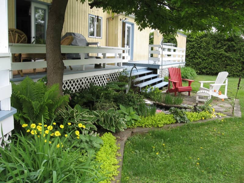 Housesitting assignment in Chelsea, Quebec, Canada