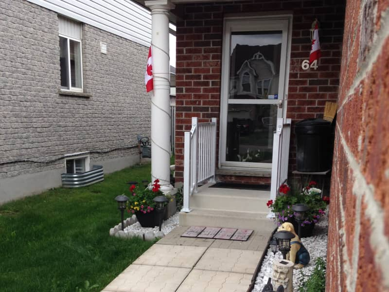 Housesitting assignment in Cambridge, Ontario, Canada