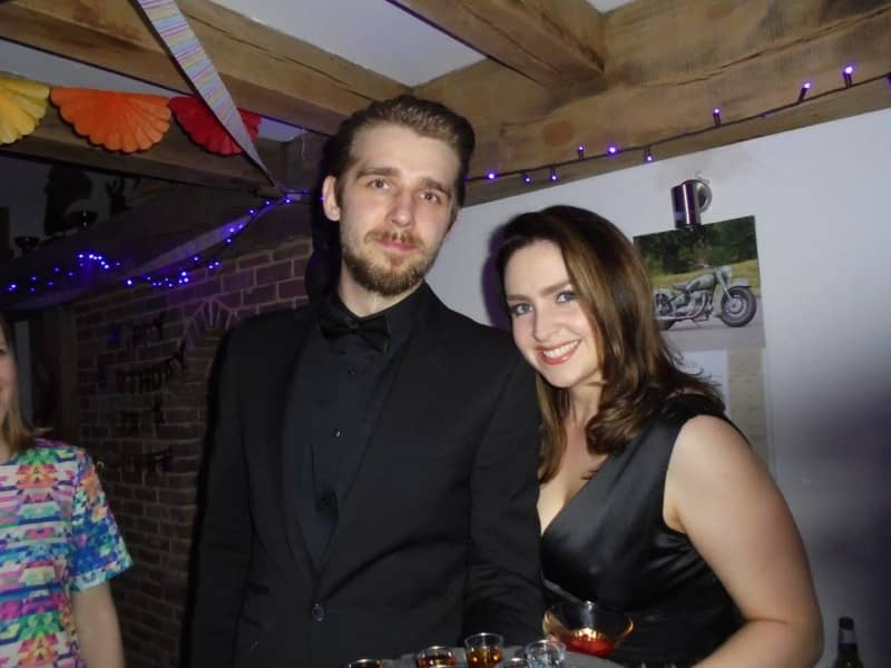 Ciara & Alex from Winchester, United Kingdom