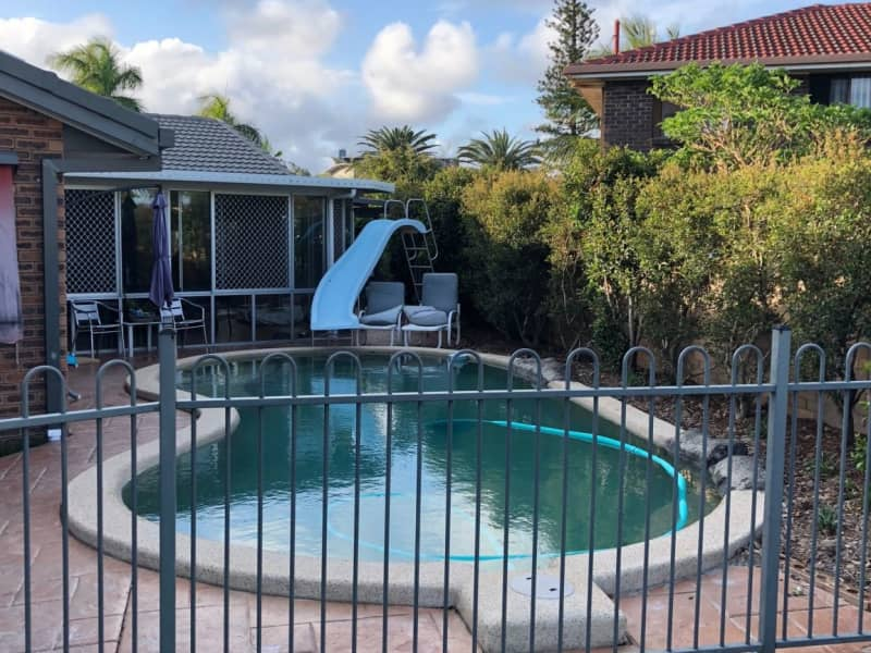 Housesitting assignment in Paradise Point, Queensland, Australia