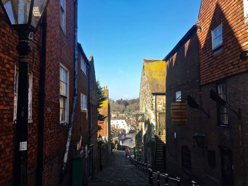 Housesitting assignment in Rye, United Kingdom