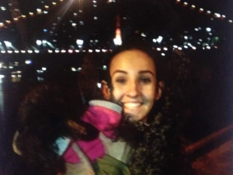 Meg from Milano, Italy