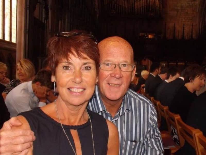 Patrick & Kim from Lytham St Annes, United Kingdom