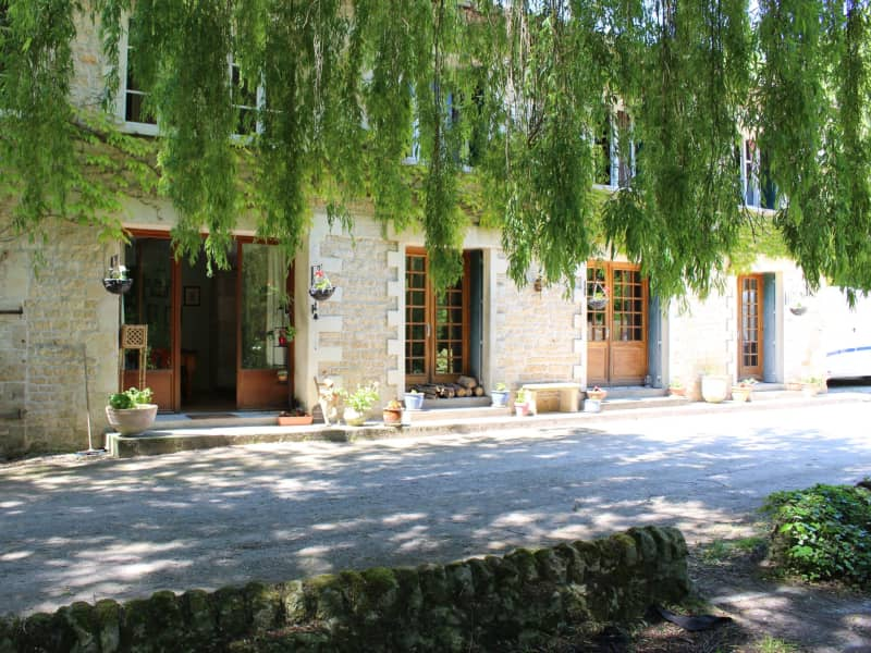 Housesitting assignment in Tillou, France
