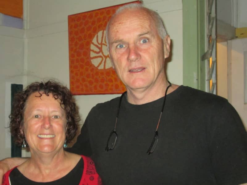 Heather & Peter from Canowindra, New South Wales, Australia