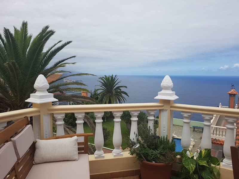 Housesitting assignment in Puerto de la Cruz, Spain