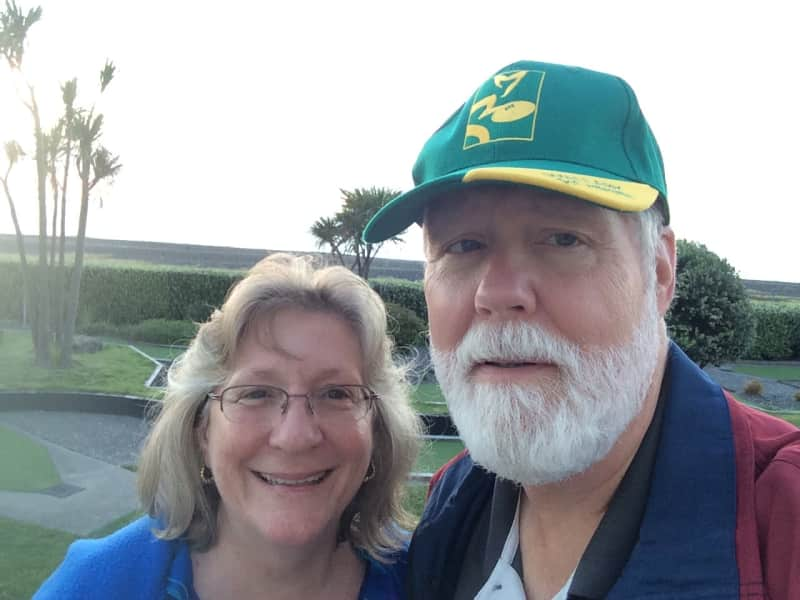 Linda & Jeff from Homosassa, Florida, United States