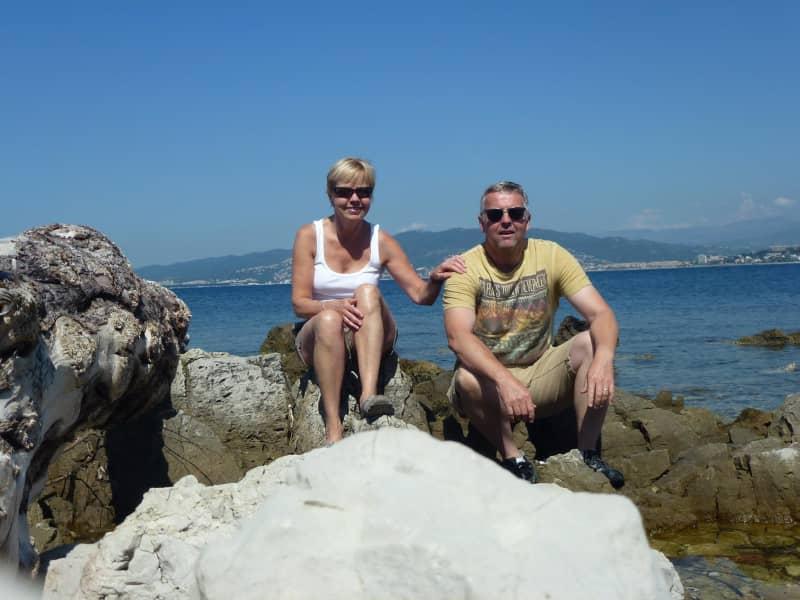 Sharon & Nik from Preston Candover, United Kingdom