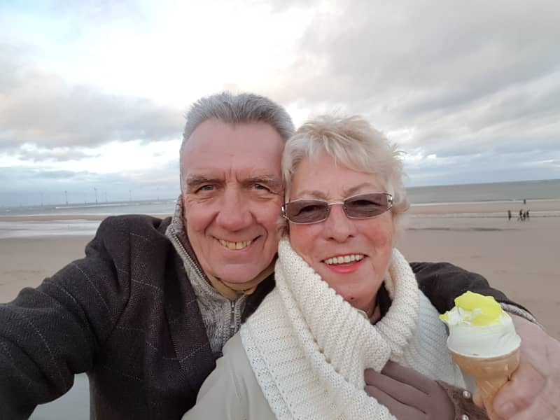 Peter & Jean from Middlesbrough, United Kingdom