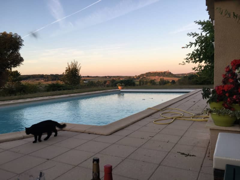 Housesitting assignment in Villeneuve-sur-Lot, France