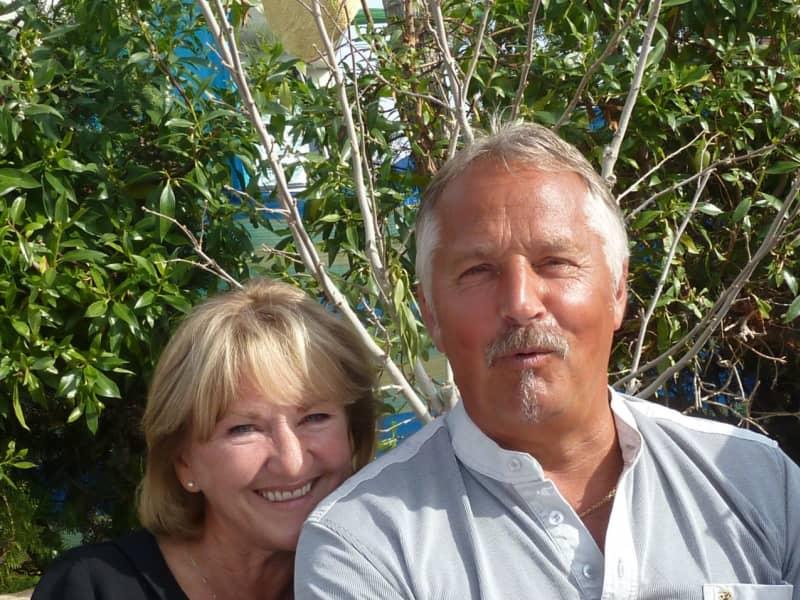 Alan reid & Annie from Calp, Spain