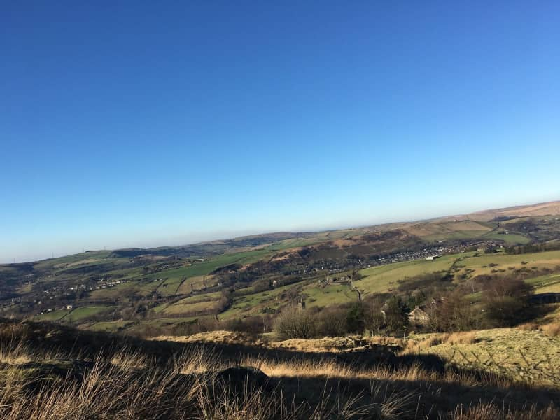 Housesitting assignment in Saddleworth, United Kingdom