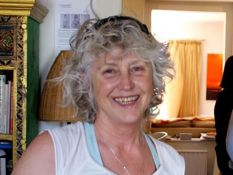 Jacqueline from Stroud, United Kingdom