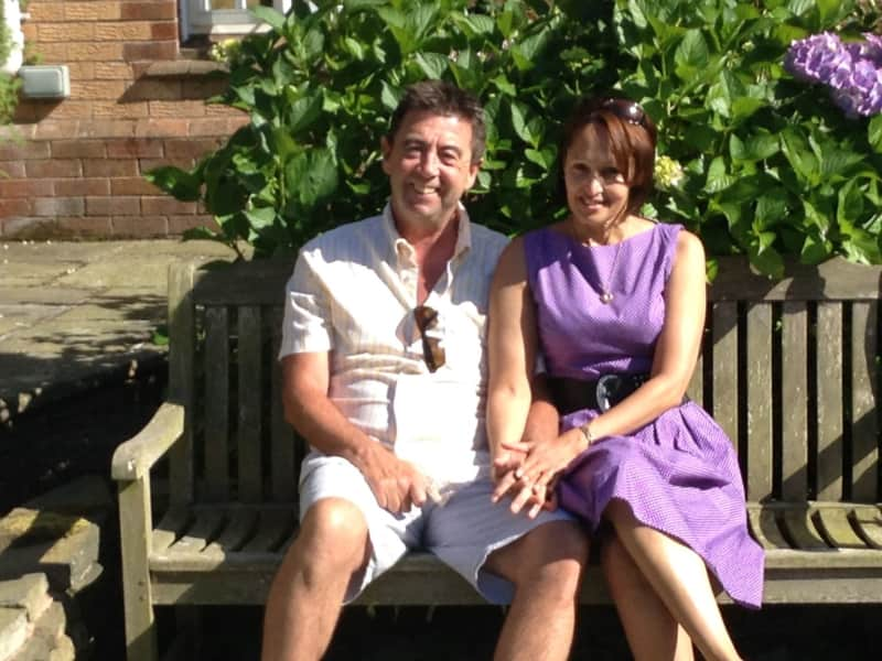 Colleen & mark from Marton, New Zealand