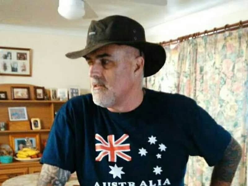 Simon from Busselton, Western Australia, Australia