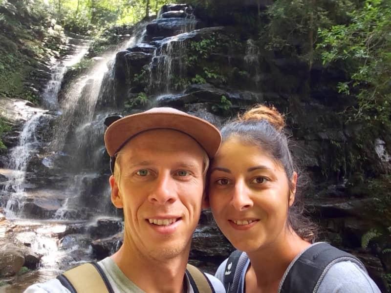 Fidan & Benjamin from Caloundra, Queensland, Australia