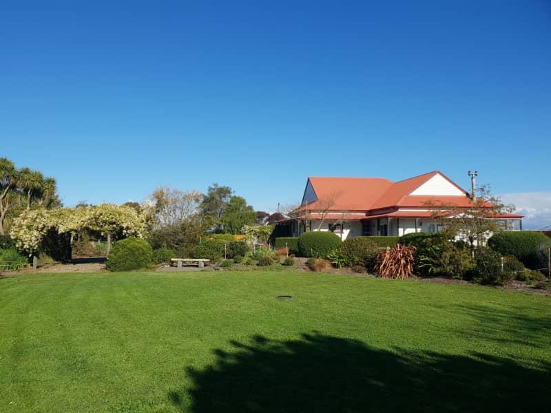 Housesitting assignment in Sanson, New Zealand