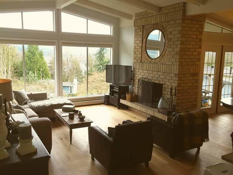 Housesitting assignment in Port Moody, British Columbia, Canada