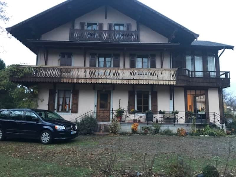 Housesitting assignment in Cologny, Switzerland