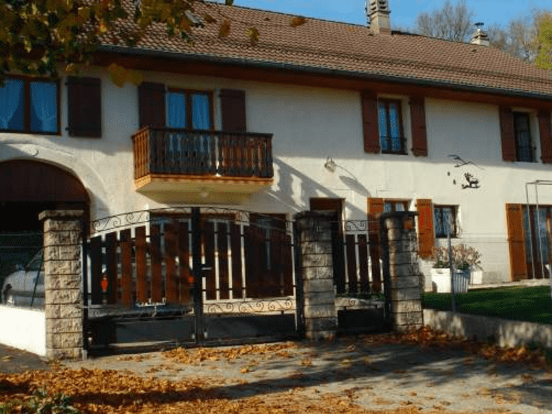 Housesitting assignment in Péron, France