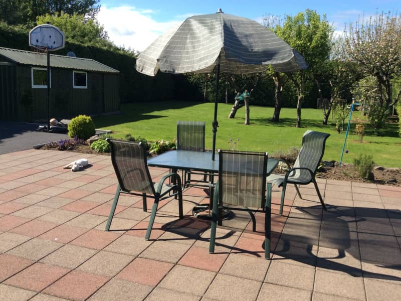 Housesitting assignment in Claregalway, Ireland